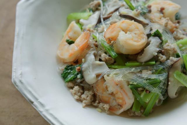 減塩中でもおいしく食べられる中華料理のアイデアを