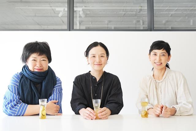 【花と料理 鼎談2】渡辺有子×平井かずみ×大段まちこ