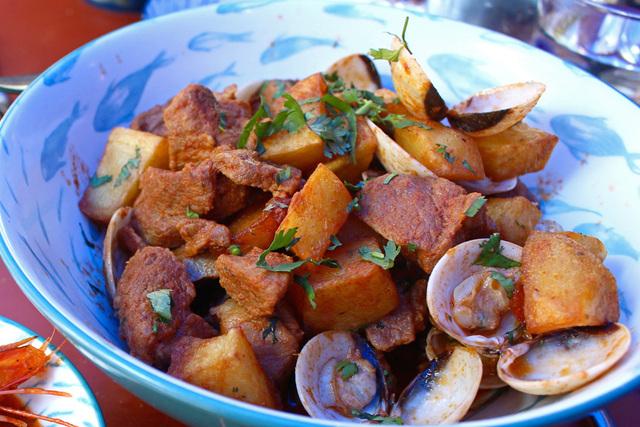 初めてなのに懐かしいポルトガル料理