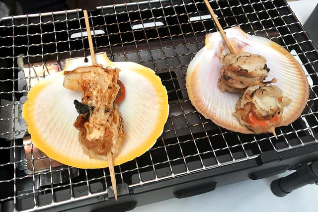 鹿児島・焼酎イベントでも酒の肴は魚介