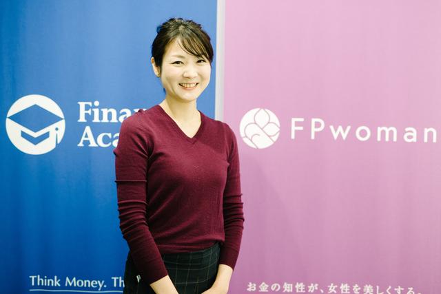 FPとして女性を応援。武田明日香さん