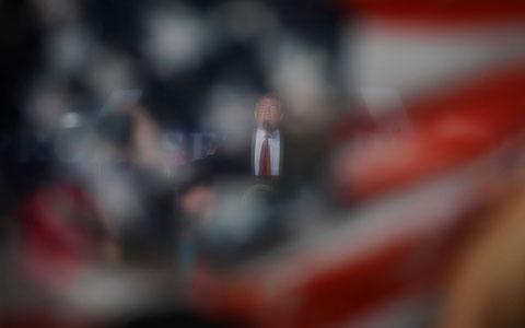 写真で見るアメリカ中間選挙