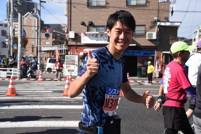 飯島記者のGO!? 神戸マラソン