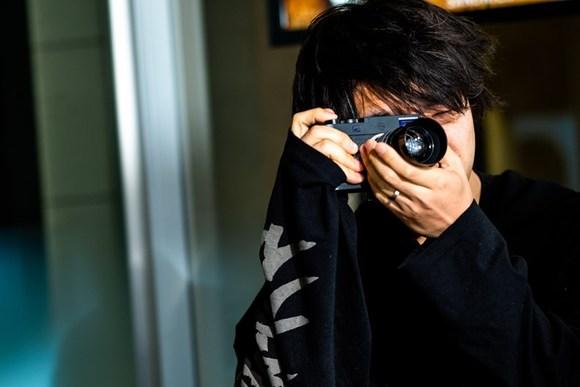"""""""写真家""""落合陽一が語る最新個展『質量への憧憬』"""