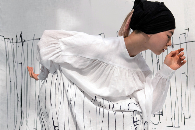 職人の経験値がミナペルホネンの布をつくる
