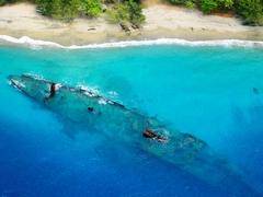 戦火の残響 南洋を巡る旅