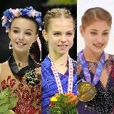 ロシアの新星 異次元の舞