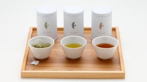 自慢の手土産#56 一日を優雅に演出する日本茶を贈る
