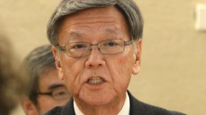 沖縄の翁長前知事が菅新政権の喉元に残した「楔」