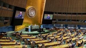 国連75周年で高校生が現在と将来の課題を考えた