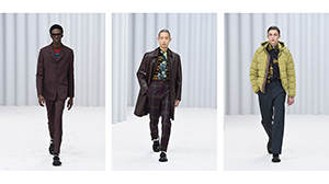 ポール・スミスが、秋冬のメンズコレクションを発表