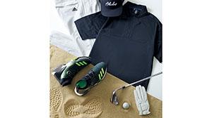 スポーツブランドのなかでもゴルフに強い、アディダス。