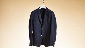 長時間移動が苦にならないヘミングスワースのジャケット