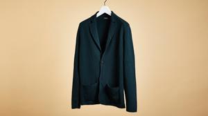 ミラノリブが品の良さを醸すドルモアのジャケット
