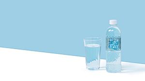 できるビジネスパーソンは飲料水を見直している。