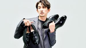 俳優・町田啓太と多様性の時代に履きたいレザーシューズ