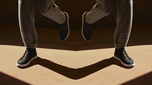 廃棄物ゼロの実現に向けて、スニーカーの新作が到着。