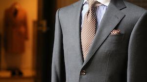 40代のビジネスパーソンに着てほしいスーツとは?