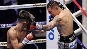 井岡一翔はタトゥーではなく、ボクシングで語るのだ