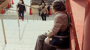 街じゅうにベンチを!──高齢者が散歩、通院、買い物等で休むために