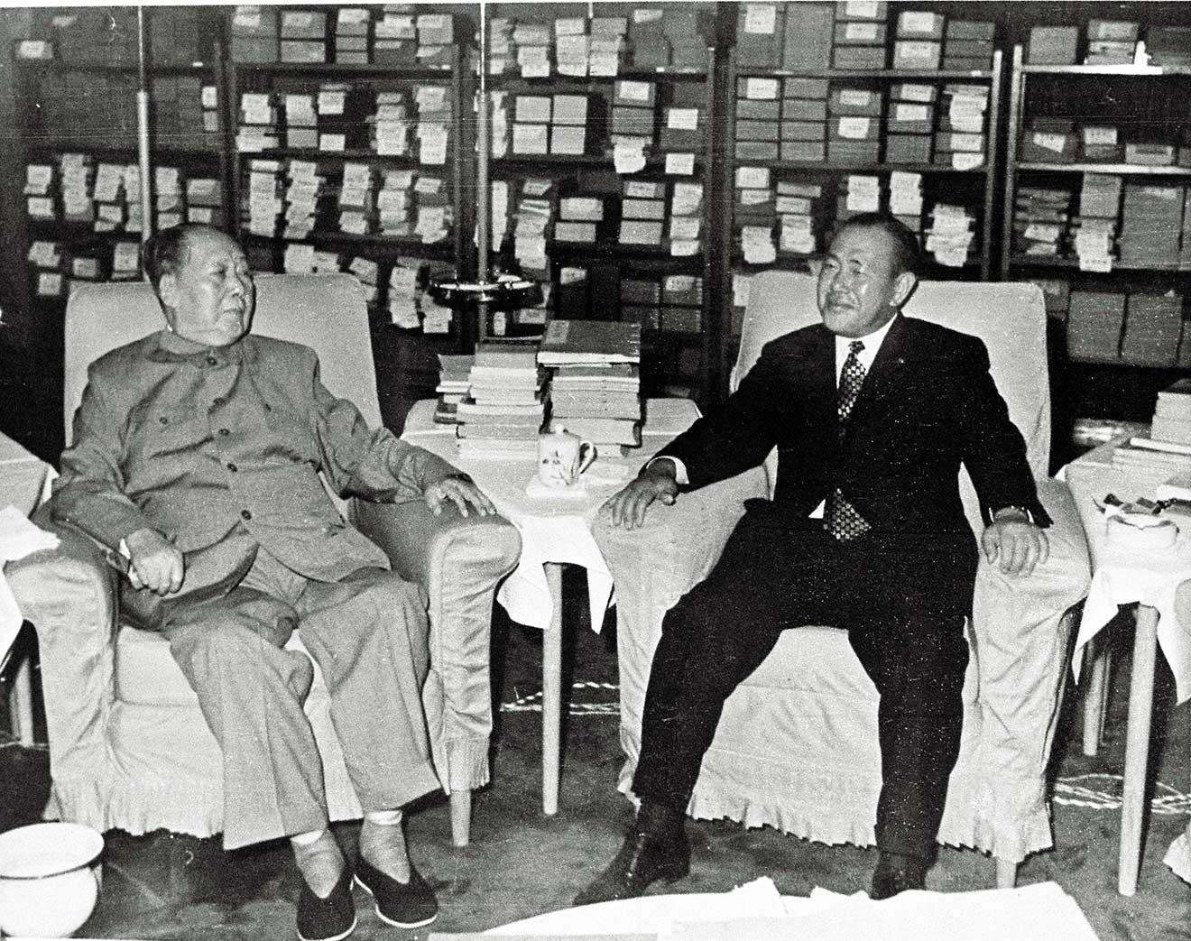 1972年|日中国交正常化