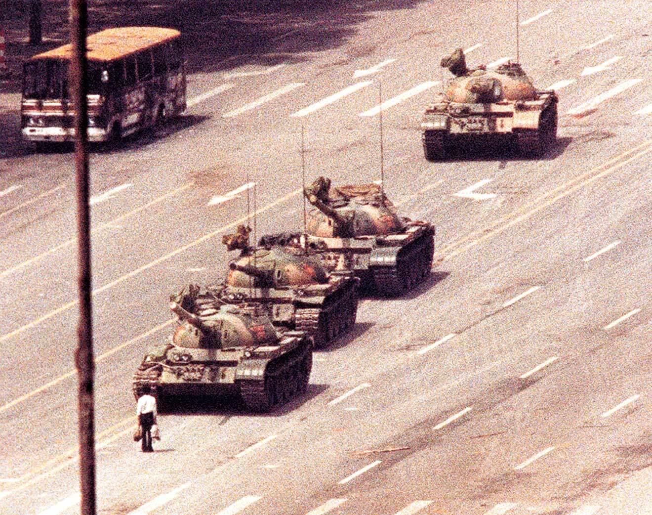 1989年|天安門事件