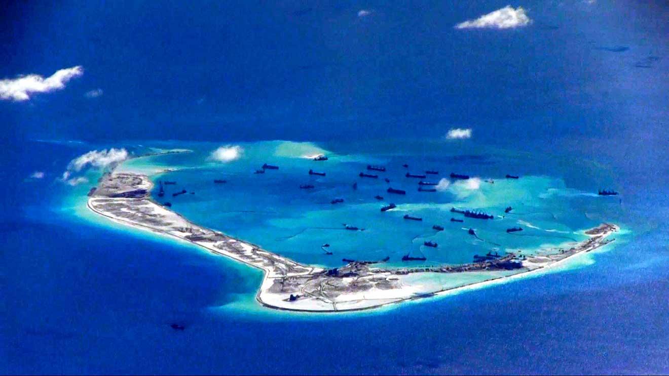 2015年|航行の自由作戦