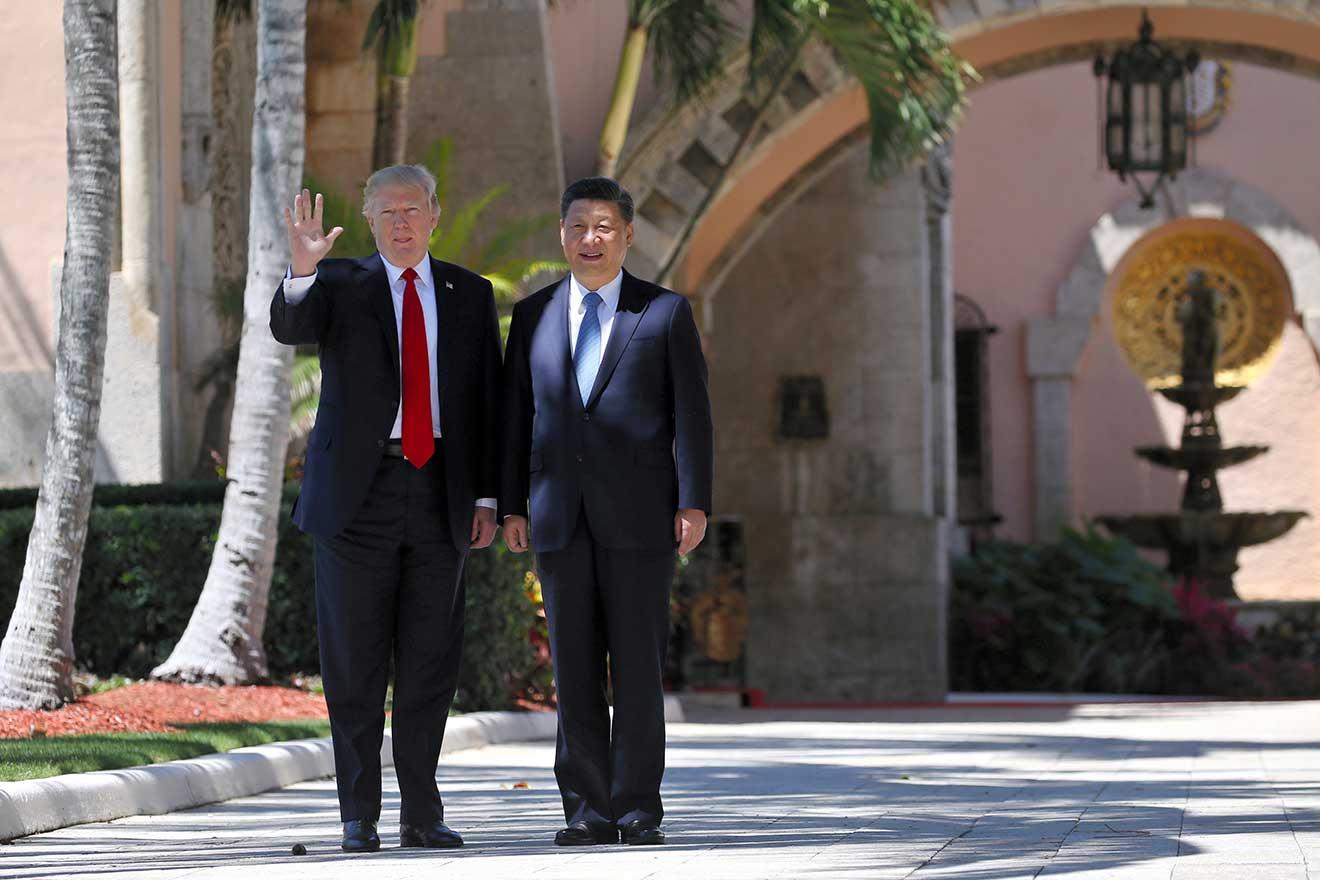 2017年|米中首脳初会談