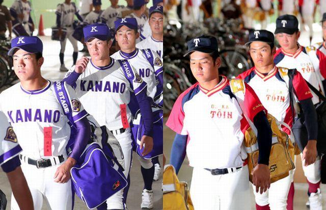 夏100回の頂点へ 金足農×大阪桐蔭ライブ中継!