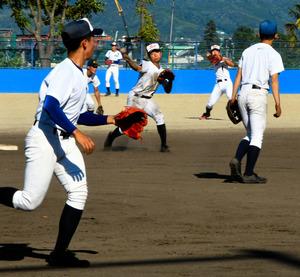 高校 福島 バーチャル 野球