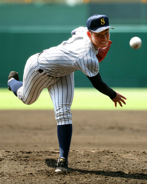 野球 進路 高校 侍U