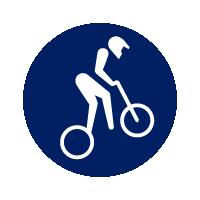 自転車(BMXレーシング)