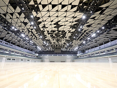 武蔵野の森総合スポーツプラザ