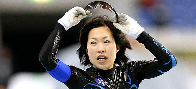 藤村祥子 ソチオリンピック(五輪)