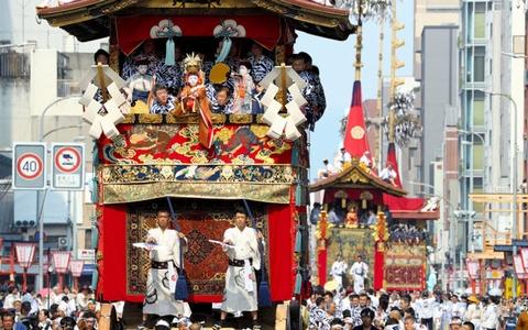 2018祇園祭