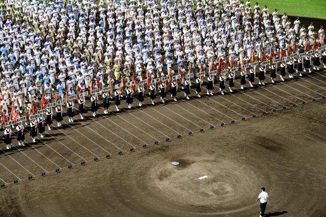 令和初の夏の甲子園開会式「101回、新たなスタート」   バーチャル ...