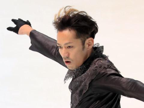 高橋大輔 33歳 ラストステップ