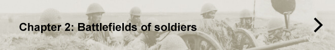 Chapter 2: Battlefields of Soldiers