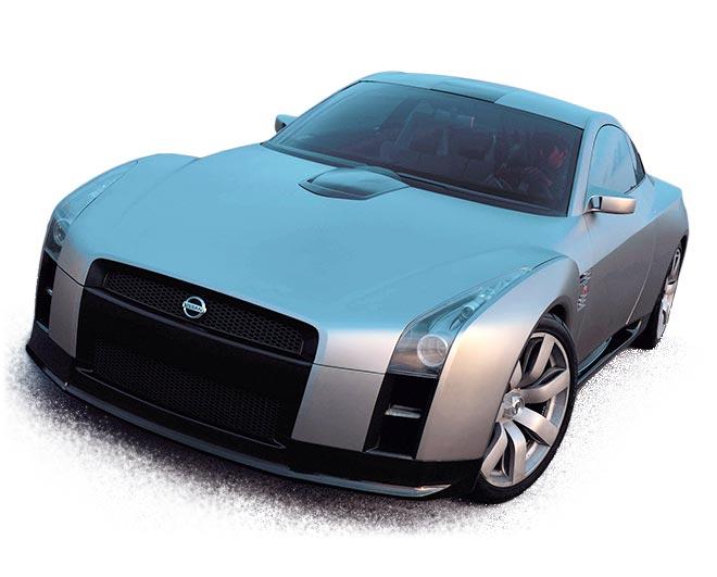 日産 GT―R CONCEPT