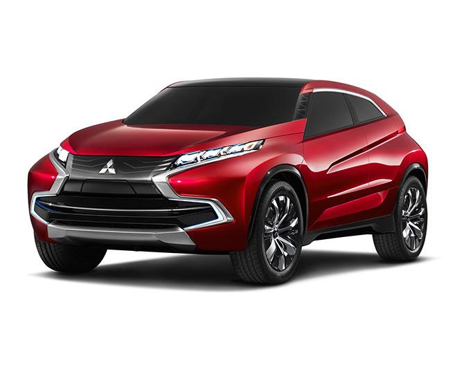三菱 Concept XR―PHEV