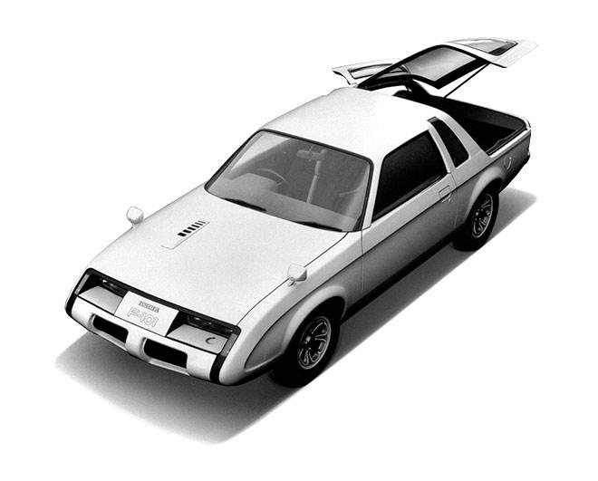 トヨタ F101