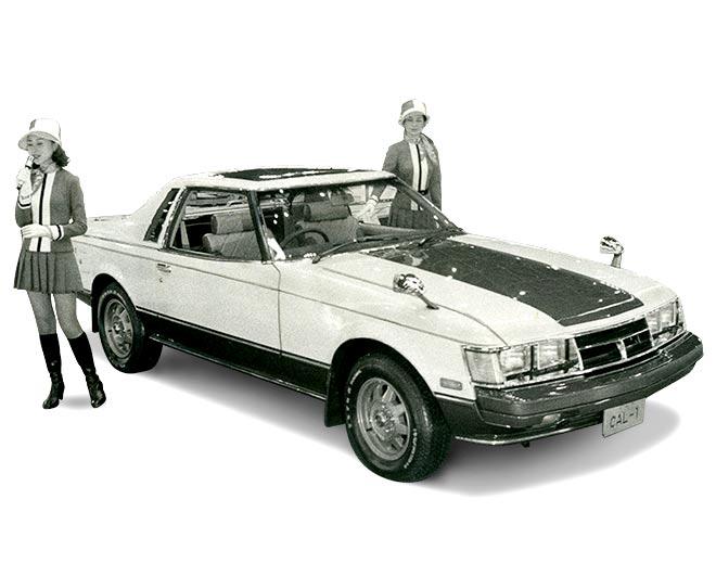 トヨタ CAL―1