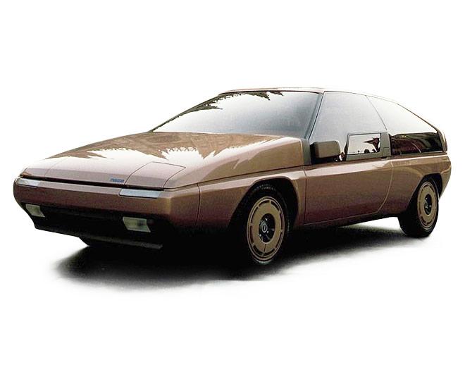 マツダ MX―81