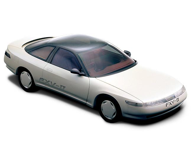 トヨタ FXV―Ⅱ