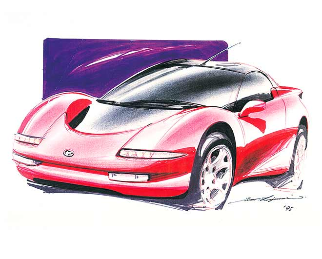 マツダ RX―01