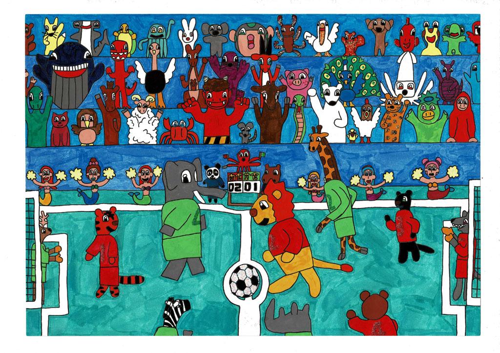 SOMPO パラリンアートカップ