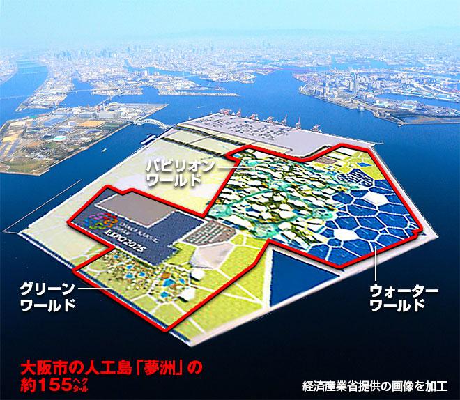 大阪万博、夢よ再び:朝日新聞デジタル