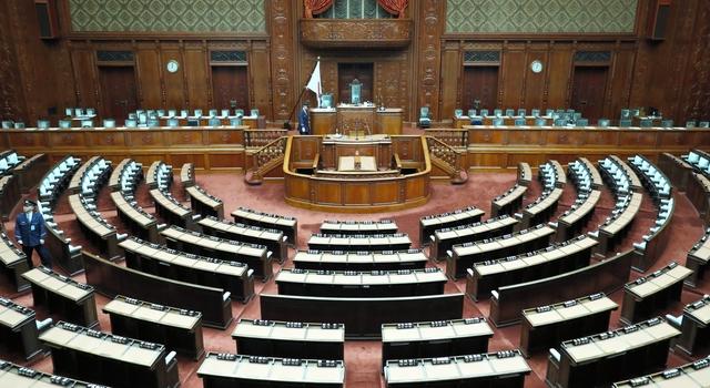 院代表質問 1月24日