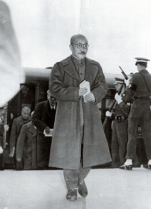 46年5月~48年11月 極東国際軍事裁判