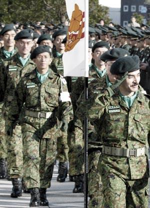 05年5月 自衛隊イラク派遣